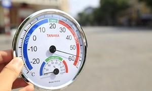 [Video] Hà Nội nóng gần 50 độ C trong ngày nắng đỉnh điểm
