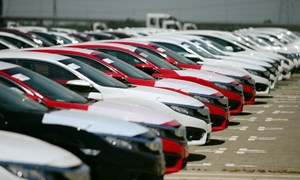 [Infographics] Ô tô bán chạy nhất từ đầu năm 2021