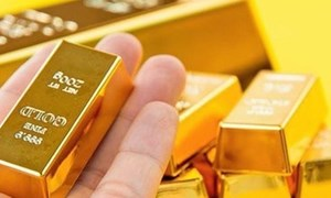 Giá vàng ngày 24/5/2019: Vàng tăng mạnh bất chấp USD đi lên