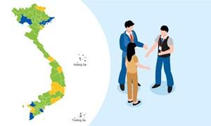 [Infographics] 86% người dân hài lòng sự phục vụ của công chức