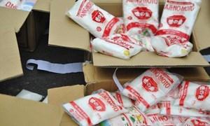 [Video] Lật tẩy thủ đoạn sản xuất mì chính giả