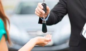 Kiến nghị kiểm tra thế chấp ô tô trước khi cấp đăng ký xe
