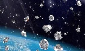 [Video] Điều gì xảy ra nếu Trái Đất có mưa kim cương?