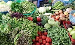 Giá thực phẩm rau củ quả ngày 3/6: Tiếp tục đà tăng giá