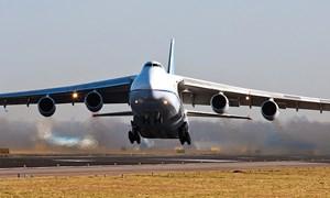 [Infographics] Chiến trường căng thẳng, Nga phái hai vận tải cơ khổng lồ chở vũ khí sang Syria?