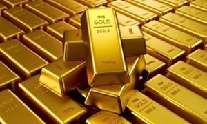 Giá vàng hôm nay 4/6/2019: Vàng thế giới tăng 19 USD/ounce do USD giảm mạnh