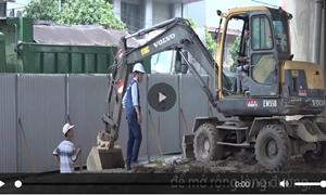 [Video] Chi 9 tỷ đồng giải tỏa điểm đen giao thông cửa ngõ phía Nam Thủ đô