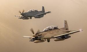 [Infographics] BÍ mật cường kích phát triển từ loại máy bay huấn luyện của Mỹ