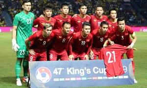 [Video] HLV Park Hang-seo ghi dấu trong trận thắng Thái Lan