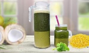 [Video] Làm nước rau má đậu xanh đơn giản, giải nhiệt mùa hè