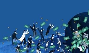 Phong vũ biểu tham nhũng toàn cầu - Liên minh châu Âu được công bố ngày 15/6