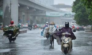 [Infographics] Hà Nội ngày oi nóng , chiều tối có mưa dông cục bộ