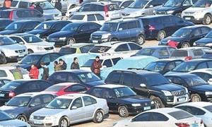 Thị trường ôtô Trung Quốc giảm 11 tháng liên tiếp