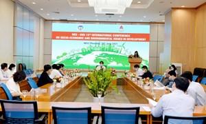 Phục hồi, phát triển kinh tế phải gắn liền với bảo vệ môi trường