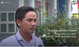 [Video] Ứng dụng quản lý đô thị trên điện thoại ở Đà Nẵng