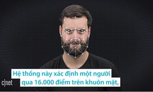 [Video] Rút tiền, mở tài khoản ngân hàng bằng nhận diện khuôn mặt