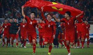 [Infographics] Danh sách 40 đội dự vòng loại World Cup 2022, tuyển Việt Nam ở nhóm số 2