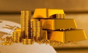 Giá vàng tiếp tục giảm trong lúc đợi Fed công bố định hướng chính sách