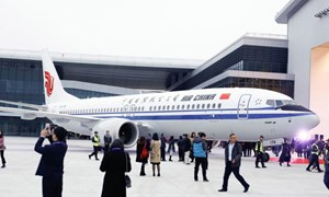 Thị trường nghìn tỷ USD vẫn đóng cửa với Boeing