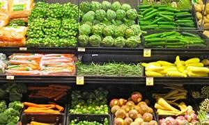 Giá thực phẩm rau củ quả ngày 20/6: Tiếp tục giảm