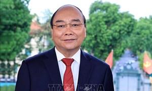 Chủ tịch nước Nguyễn Xuân Phúc biểu dương các cơ quan báo chí trên