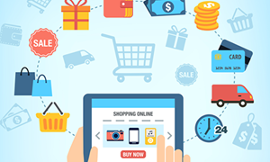 [Video] Cuộc cạnh tranh về phí trên thị trường thương mại điện tử