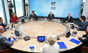 Sáng kiến hàng trăm tỷ USD của G7 khó cạnh tranh kế hoạch của Trung Quốc?