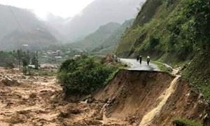 [Video] Lũ ống, lũ quét tại Lai Châu khiến 4 người mất tích, nhiều hộ dân phải sơ tán