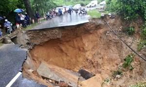 [Infographics] Khẩn trương khắc phục hậu quả mưa lũ tại Lai Châu và Lào Cai
