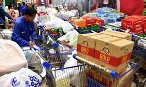 Giá thực phẩm ngày 25/6: Duy trì đà giảm giá