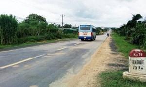 Hơn 300 tỷ đồng đầu tư nâng cấp QL26 nối Khánh Hòa - Đắk Lắk