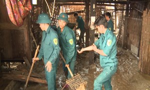 [Video] Người dân khắc phục hậu quả sau lũ quét ở Lào Cai và Lai Châu