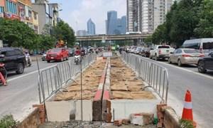 Hà Nội đề xuất thi công dự án giao thông vào ban ngày để thúc giải ngân