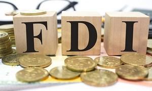 [Infographics] Thu hút FDI đạt hơn 15,6 tỷ USD trong 6 tháng đầu năm