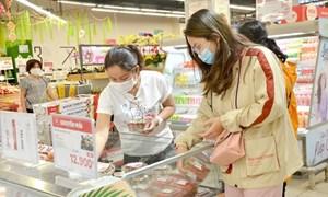Giá thực phẩm ngày 30/6: Rau củ quả ổn định, giá thịt heo giảm nhẹ
