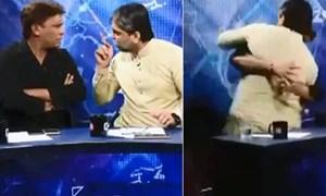 [Video] Chính khách, nhà báo ẩu đả ngay trên sóng truyền hình