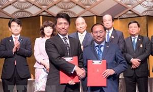 Doanh nghiệp Nhật Bản sẽ đầu tư 50 triệu USD vào các dự án của TMS Group