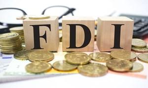 [Infographics] Tổng vốn FDI vào Việt Nam đạt gần 15,27 tỷ USD