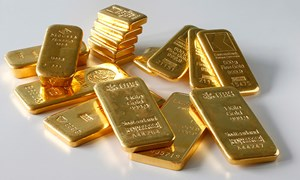 Giá vàng ngày 3/7/2019 tăng vọt lên ngưỡng 1.426 USD/ounce