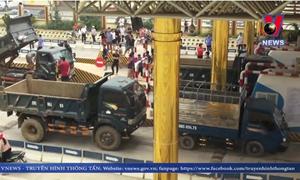 [Video] Chủ phương tiện sống gần trạm BOT Hòa Lạc được miễn phí