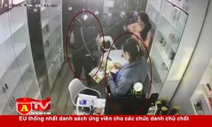 [Video] Điều tra nhóm nữ tặc chuyên trộm cắp tài sản tại các cửa hàng thời trang