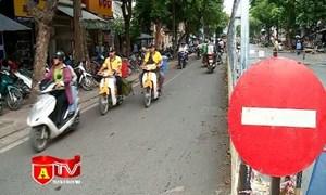 [Video] Lo ngại về văn hóa giao thông hiện nay
