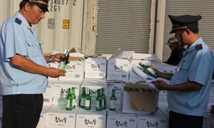Ngành Hải quan phát hiện, bắt giữ, tổng số 7.094 vụ việc vi phạm về buôn lậu, gian lận thương mại