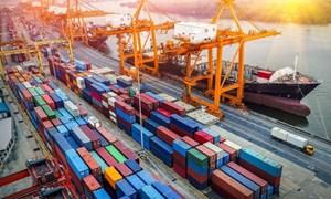 [Infographics] Nhập khẩu hàng hóa đạt 159,1 tỷ USD trong tháng đầu năm 2021