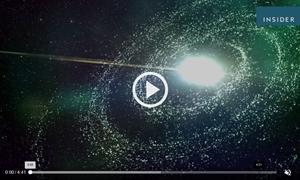 [Video] Tiết lộ về kích thước những hố đen siêu lớn trong vũ trụ