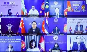 Các nước ASEAN nỗ lực sớm phê chuẩn Hiệp định Đối tác kinh tế toàn diện khu vực