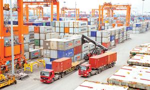 6 tháng đầu năm - Hàng hóa nhập khẩu giảm 8,6%