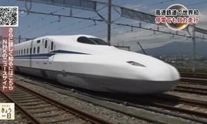 [Video] Nhật Bản thử tàu cao tốc chạy bằng pin đầu tiên trên thế giới