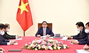 Việt Nam - Ấn Độ nỗ lực sớm đạt kim ngạch thương mại hai chiều 15 tỷ USD/năm