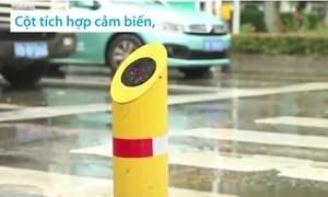 [Video] Những công nghệ ngăn người đi bộ vi phạm giao thông
